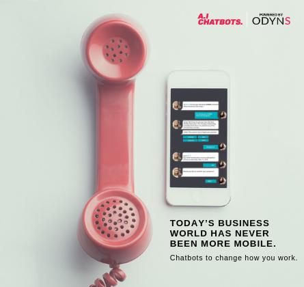 ODYNS: Customer Experience  AI Chatbots  Design Studio